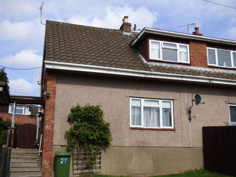 3 Bedrooms Semi Detached House for sale in Albert Road, Cinderford