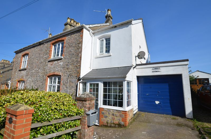 3 Bedrooms Semi Detached House for sale in GREENWAY ROAD, GALMPTON, BRIXHAM.