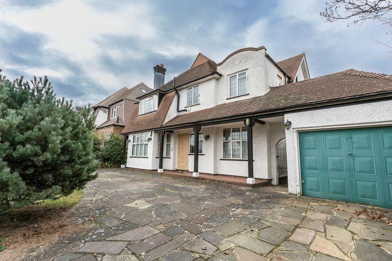 Manor Wood Road, CR8