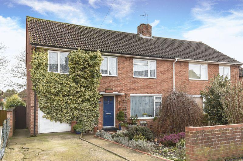 5 Bedrooms Semi Detached House for sale in Poplar Grove, Kennington