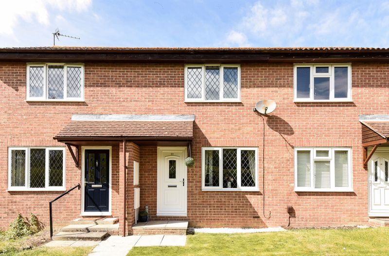 2 Bedrooms Terraced House for sale in Franklyn Close, Abingdon