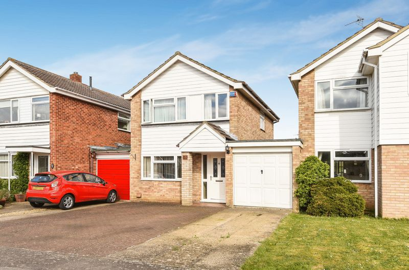 3 Bedrooms Detached House for sale in Kennet Road, Abingdon