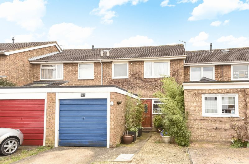 3 Bedrooms Terraced House for sale in Orpwood Way, Abingdon