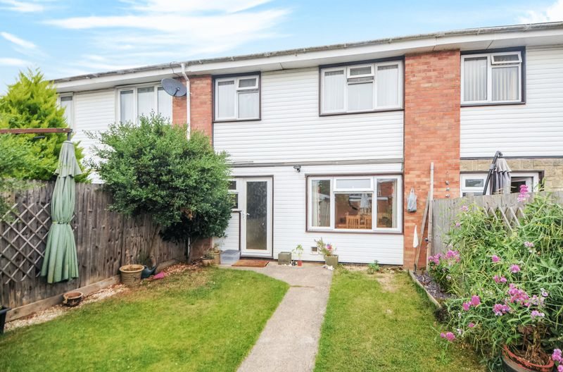 3 Bedrooms Terraced House for sale in Woodcote Way, Abingdon