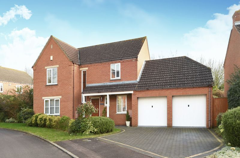 4 Bedrooms Detached House for sale in Hanson Road, Abingdon