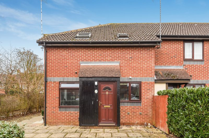 1 Bedroom Terraced House for sale in Gibson Close, Abingdon