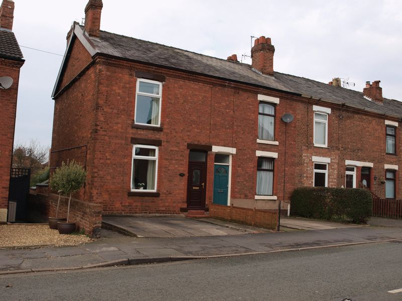 2 Bedrooms House for sale in London Road, Davenham, CW9 8EE