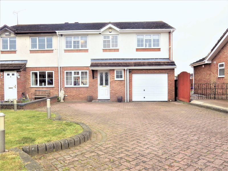 4 Bedrooms Semi Detached House for sale in **** A BEAUTIFUL SITE TO BEHOLD****