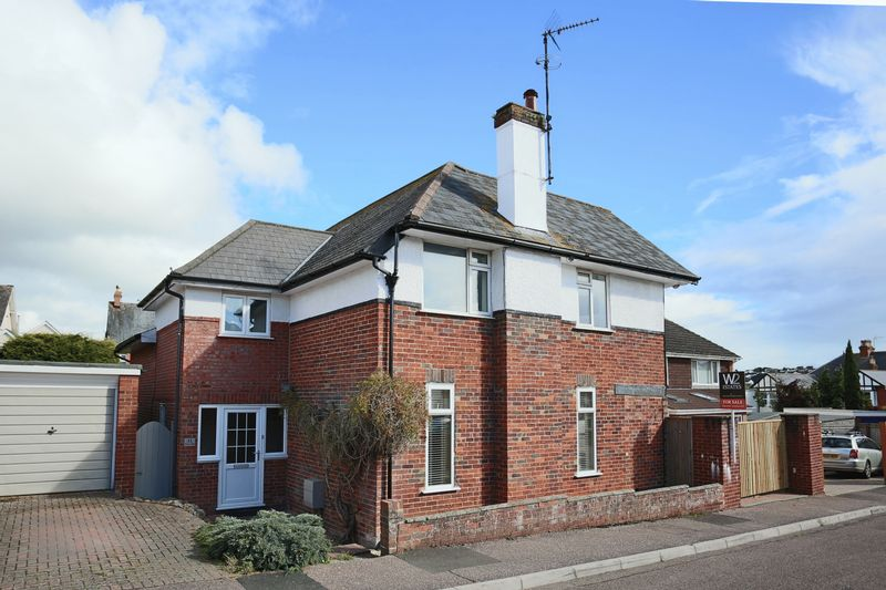 5 Bedrooms Detached House for sale in Hazeldene Gardens, Exmouth - (May Part Exchange Up To 250,000)