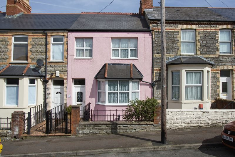 4 Bedrooms Terraced House for sale in Lord Street, Penarth