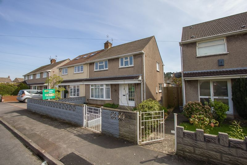 3 Bedrooms Semi Detached House for sale in Purcell Road, Penarth