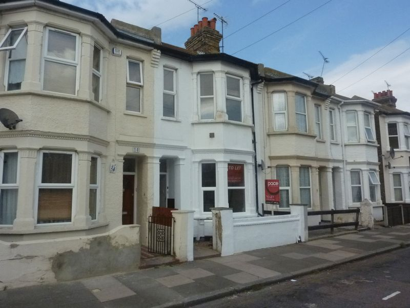 Burnaby Road, Southend-On-Sea, SS1
