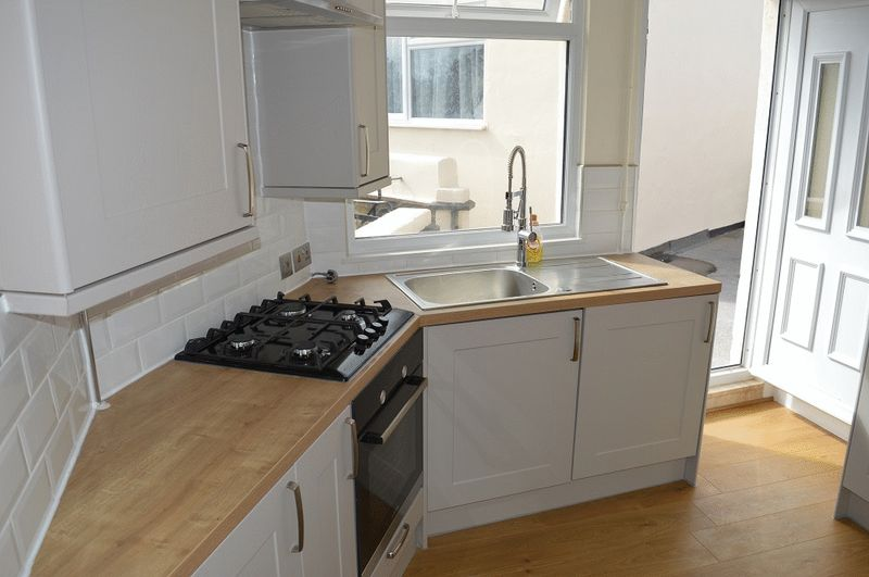 This Refurbished Three Bedroom Apartment...