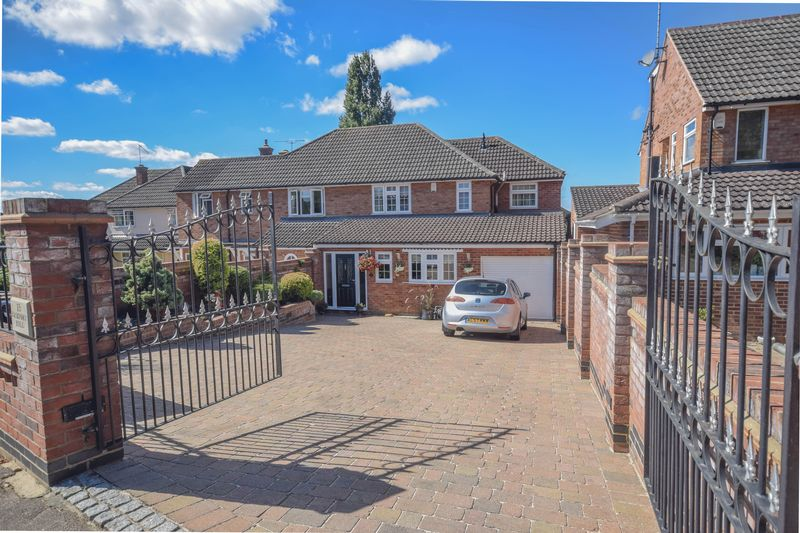 4 Bedrooms Semi Detached House for sale in Hampden Hill, Ware