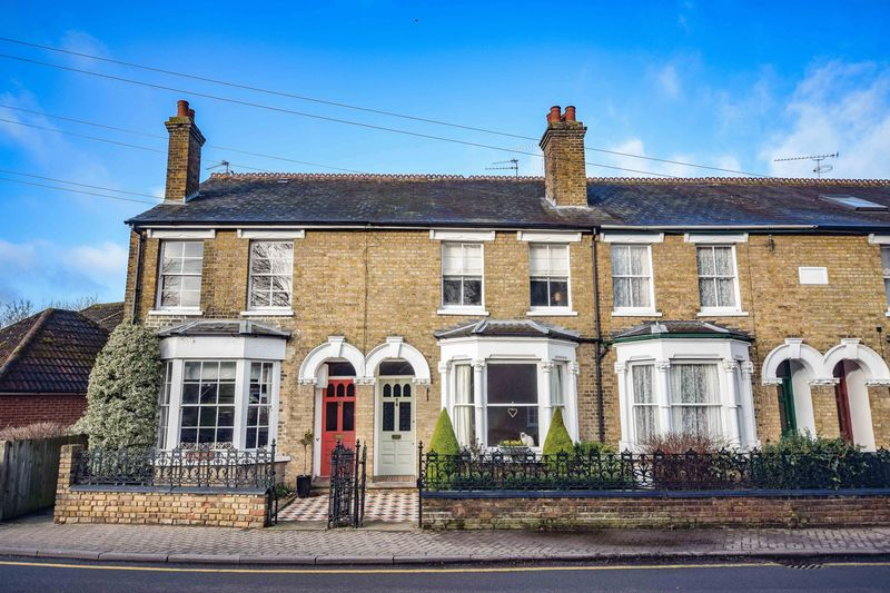 3 Bedrooms Terraced House for sale in Cappell Lane, Ware