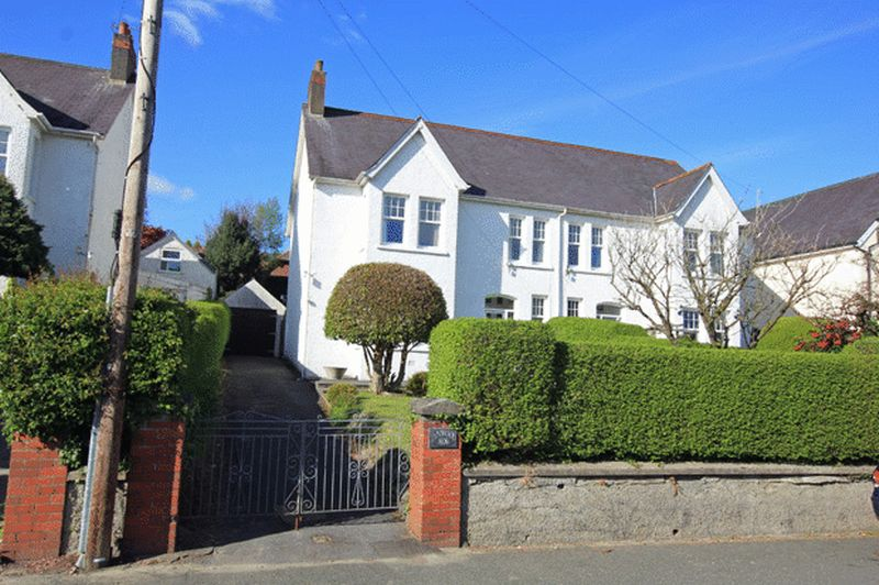 4 Bedrooms Semi Detached House for sale in Longacre Road, Carmarthen