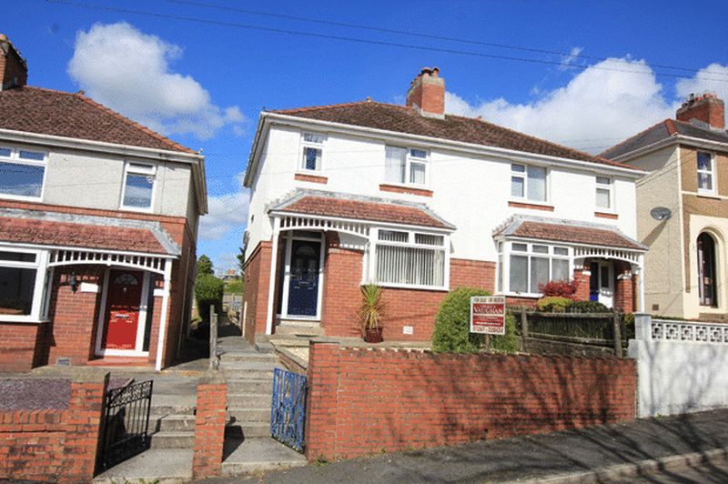 3 Bedrooms Semi Detached House for sale in Lon Hir, Carmarthen