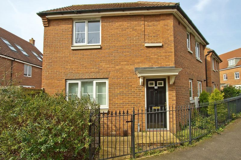 3 Bedrooms Detached House for sale in Cabinet Close, Dereham
