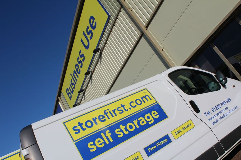 Unit 1, Store First, Rushden Business Pa...