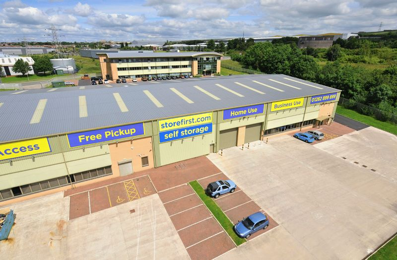 Unit 5 & 6 Store First, Rushden Business...