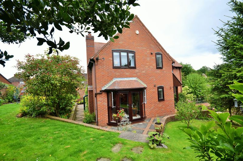 4 Bedrooms Detached House for sale in Lion Lane, Cleobury Mortimer