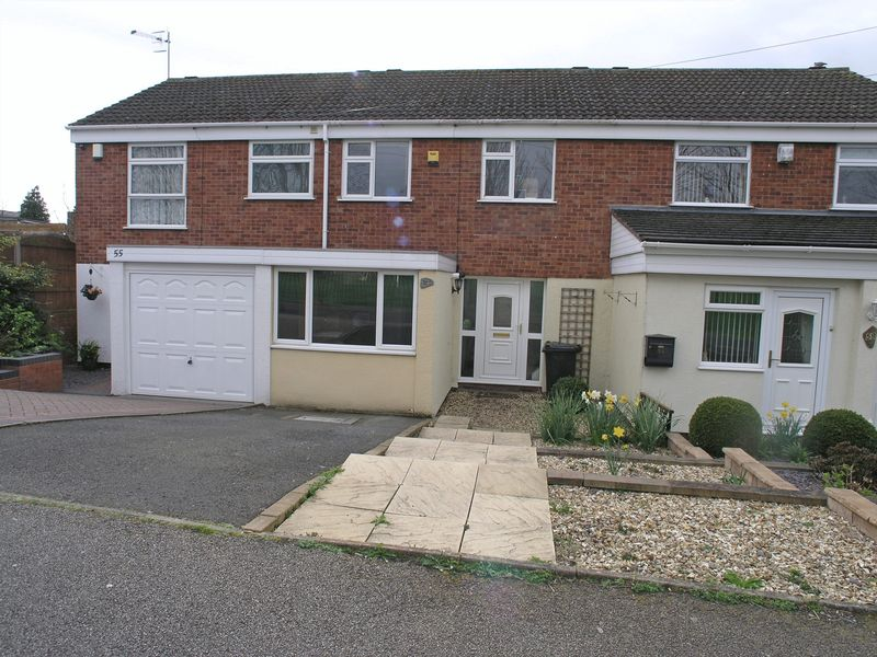 3 Bedrooms Terraced House for sale in STOURBRIDGE, Wordsley, Crystal Avenue