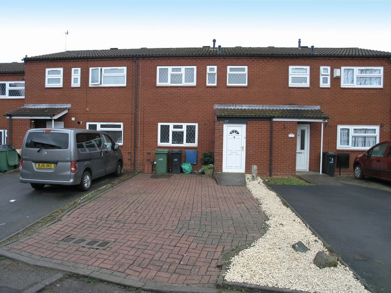 3 Bedrooms Terraced House for sale in STOURBRIDGE, Penfields, Gooch Close
