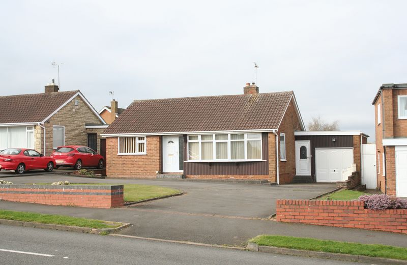 2 Bedrooms Detached Bungalow for sale in PEDMORE, Swindell Road