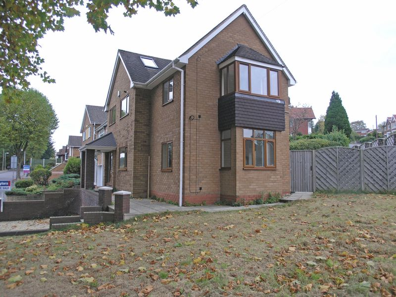 6 Bedrooms Detached House for sale in STOURBRIDGE, WOLLESCOTE, Springfield Avenue
