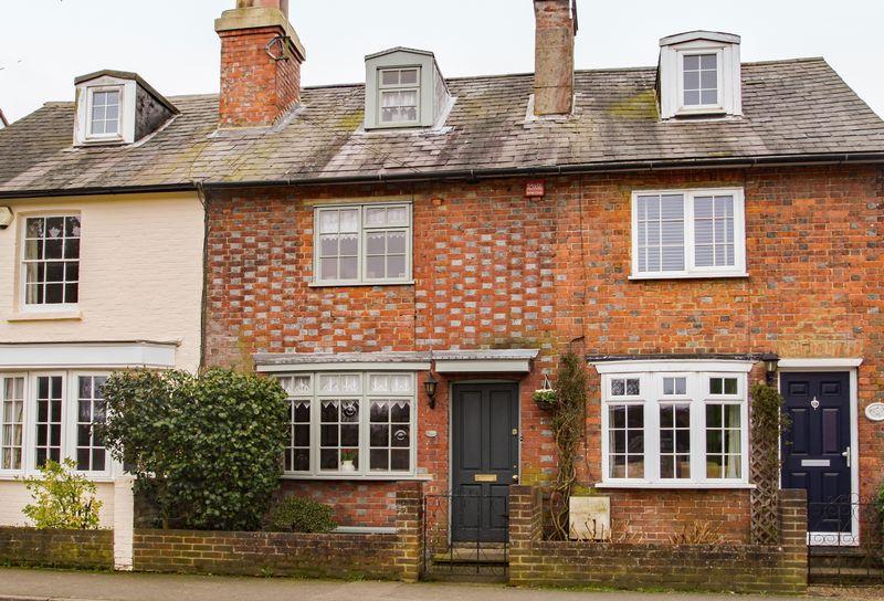 3 Bedrooms Terraced House for sale in Pennington Road, Tunbridge Wells