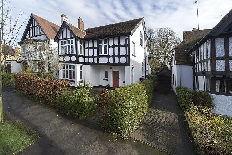 5 Bedrooms Detached House for sale in Newbridge Avenue, Newbridge, Wolverhampton