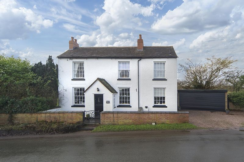 4 Bedrooms Detached House for sale in Horsebrook Lane, Brewood,, Stafford