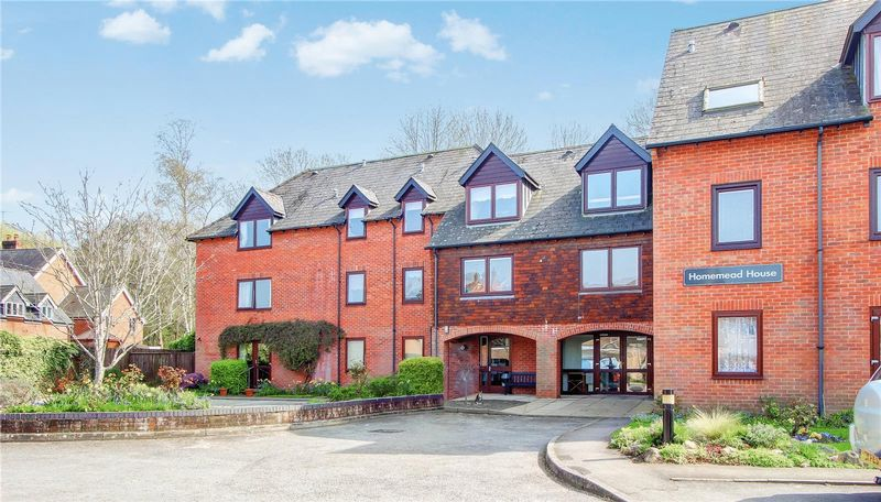 1 Bedroom Retirement Property for sale in Central Romsey, Hampshire