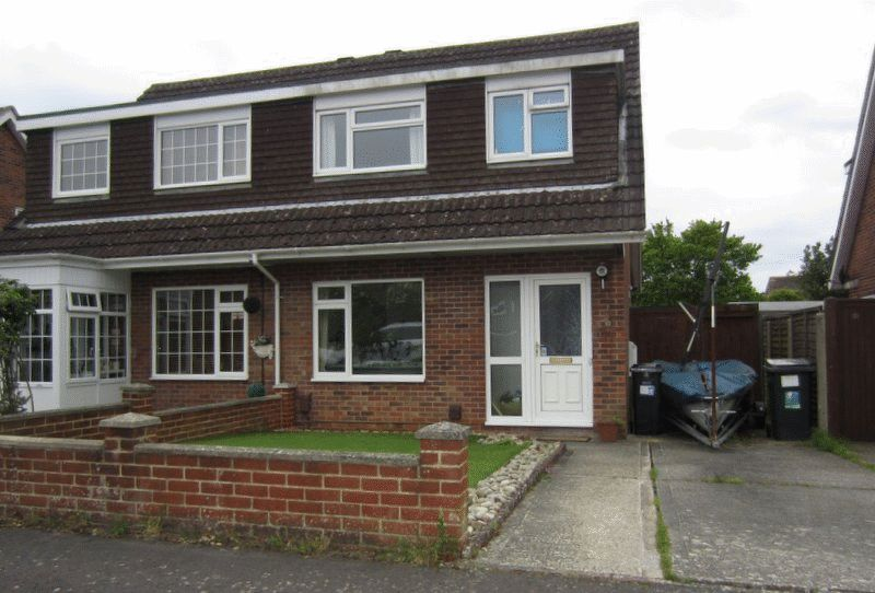 3 Bedrooms Semi Detached House for sale in MUSCLIFF