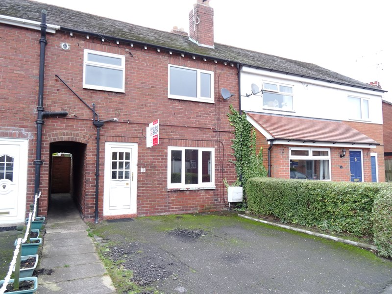 3 Bedrooms Terraced House for sale in Rowan Way, Macclesfield , Cheshire, SK10 2BL