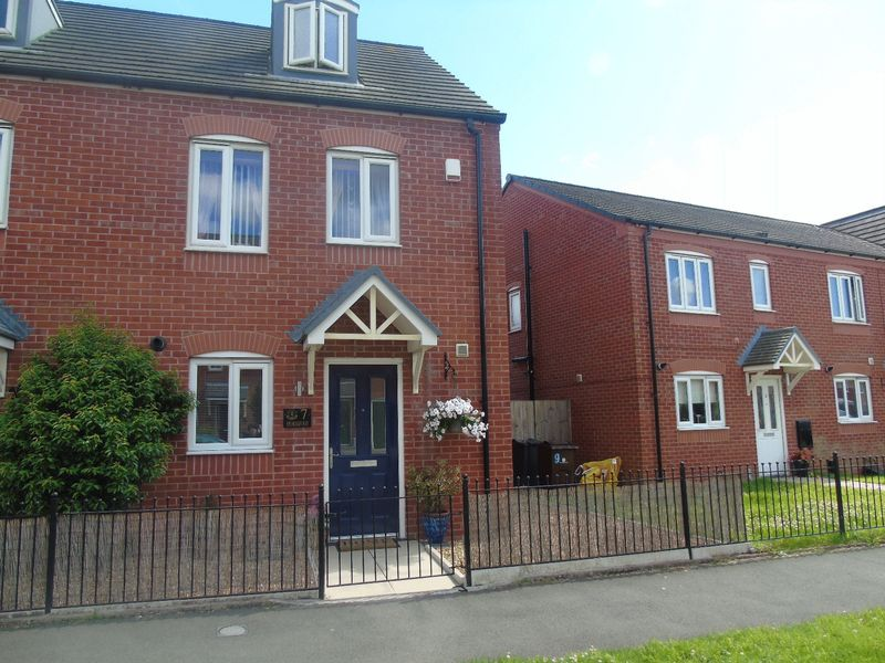 3 Bedrooms Terraced House for sale in Speakman Way, Prescot