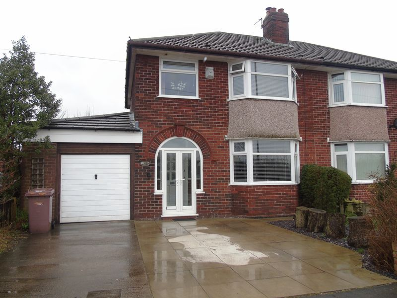 3 Bedrooms Semi Detached House for sale in Stoney Lane, Prescot