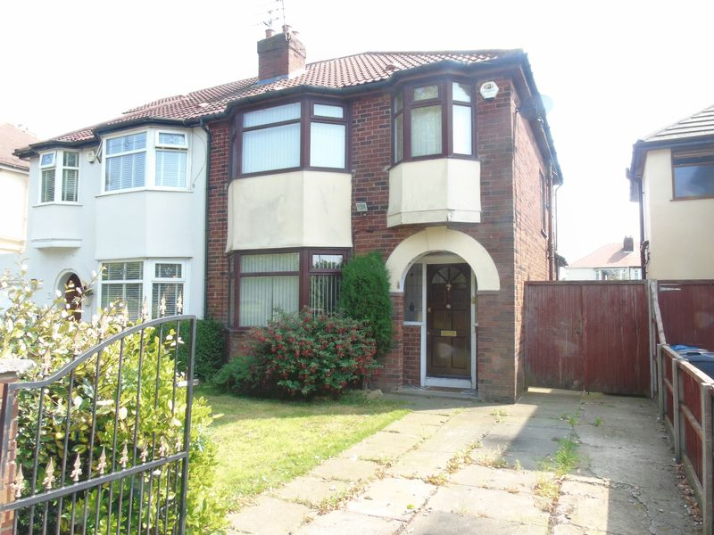 3 Bedrooms Semi Detached House for sale in Huyton Lane, Liverpool