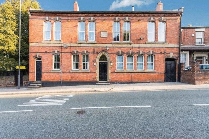 1 Bedroom Flat for sale in Derby Street, Prescot