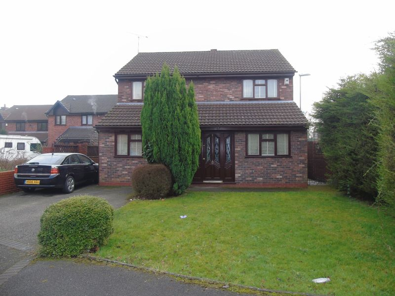 4 Bedrooms Detached House for sale in Sherwood Court, Liverpool