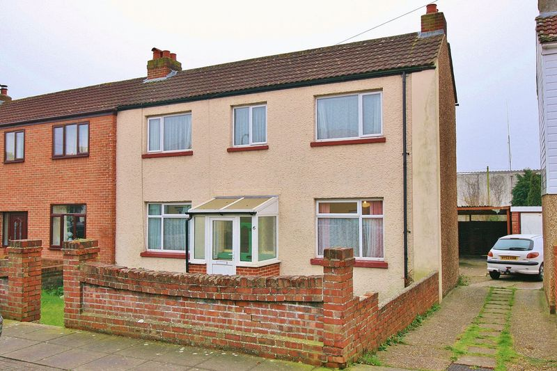 2 Bedrooms Terraced House for sale in Second Avenue, Farlington