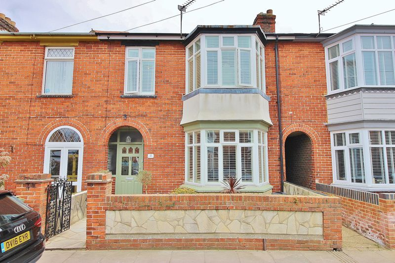 3 Bedrooms Terraced House for sale in Maylands Avenue, Milton