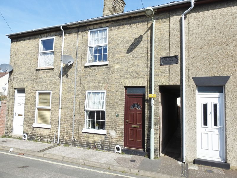 2 Bedrooms House for sale in Bixley Road, Lowestoft