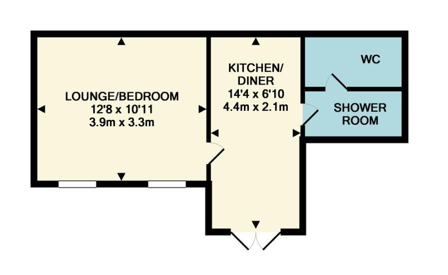 Rose Yard Floorplan