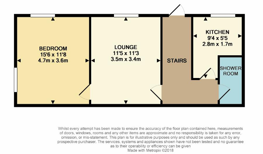 Marlborough Road, Floorplan