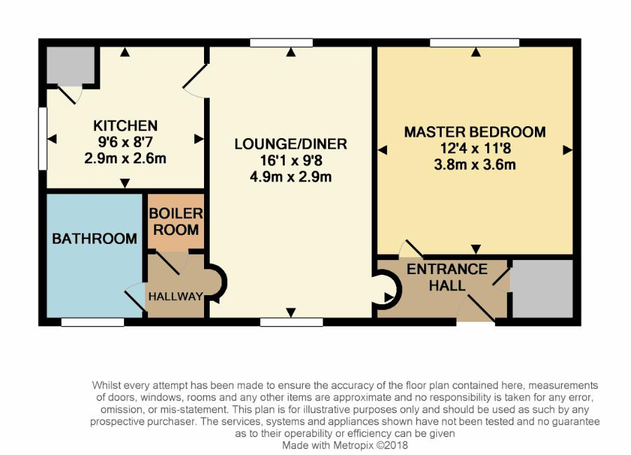 Floorplan for Knowland Grove