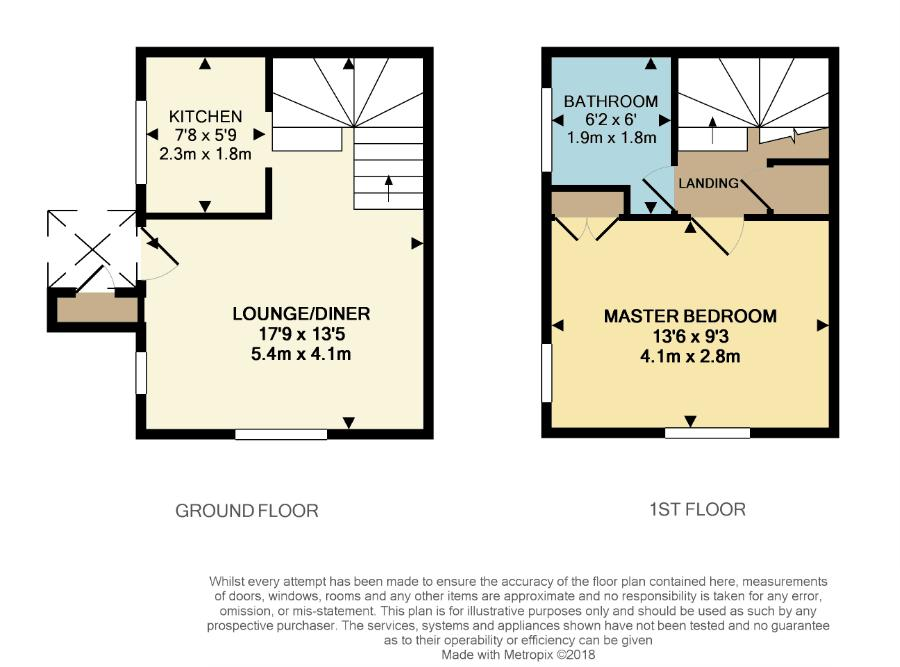 Mill Croft Floorplan