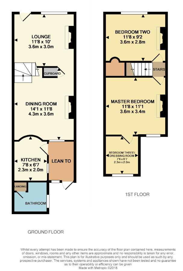 Floorplan for Hardy Road