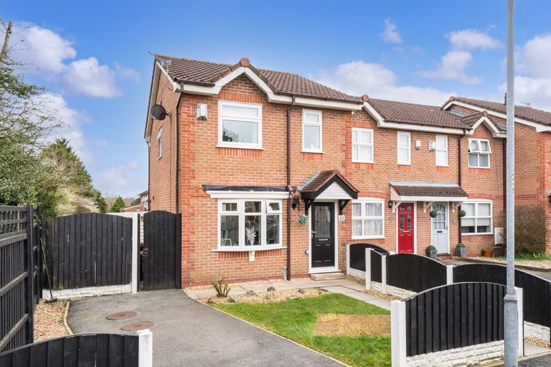 Berrywood Drive Whiston
