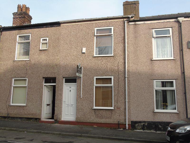 Cook Street Whiston